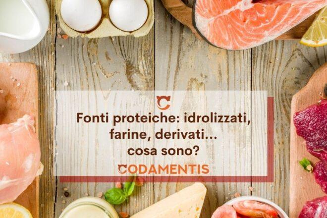 Fonti proteiche nei mangimi cosa sono
