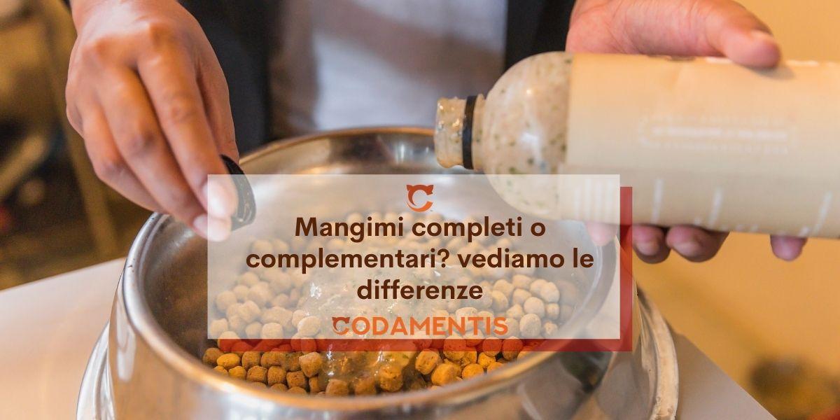 Mangimi completi o complementari? Le differenze